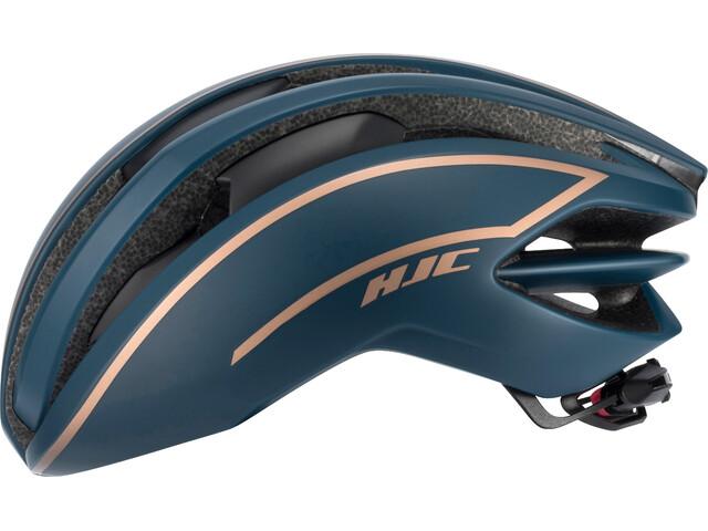 HJC IBEX Road Kask rowerowy, matt teal / bronze